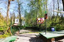 Paintball Park Spyder, Ljubljana, Slovenia