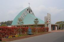 Shiroyama Catholic Church, Nagasaki, Japan