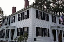 Ralph Waldo Emerson House, Concord, United States