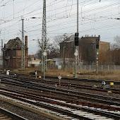 Станция  Angermünde Bahnhof