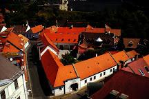 Kopcsik Marcipánia Bell Foundry House, Eger, Hungary