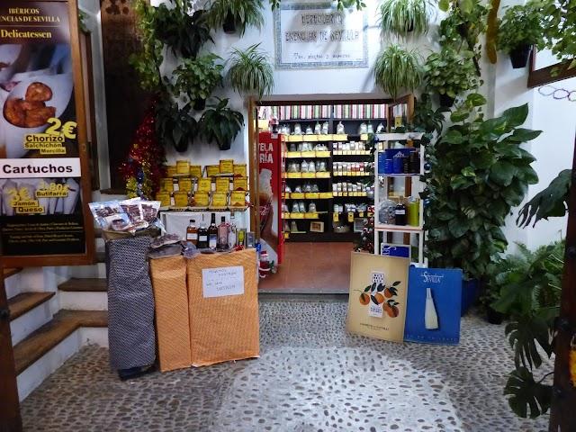 Herbolario Esencias de Seville