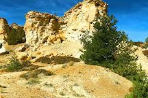 Castle Gardens Petroglyph Site, Riverton, United States
