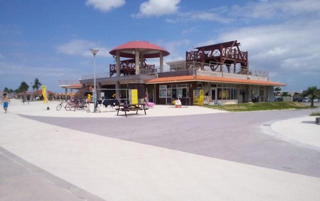 Toyosaki Seaside Park, Toyosaki ChuraSUN Beach