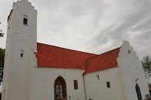 Nordby Kirke, Samsoe, Denmark