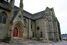 Eglise de Brelevenez, Lannion, France