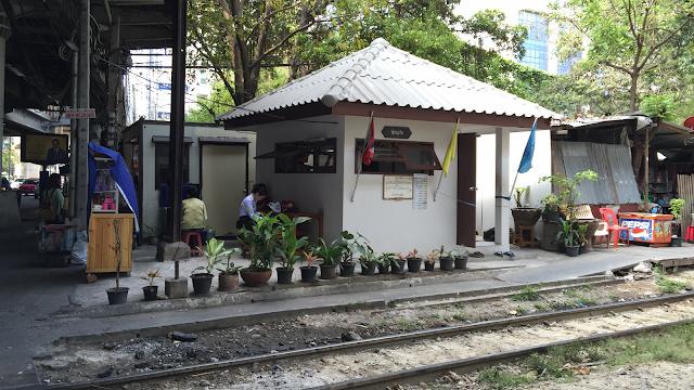 phayathai railway station