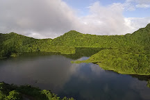 Freshwater Lake, Morne Trois Pitons National Park, Dominica