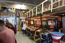 Dutch Pinball Museum, Rotterdam, The Netherlands
