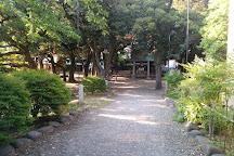 Orihime Shrine, Ichikawa, Japan