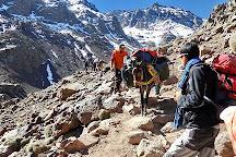 Mountain Sahara Treks, Imlil, Morocco
