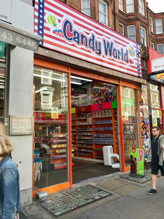Candy World