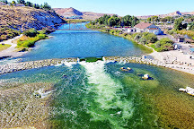 Expedition Island Park, Green River, United States