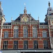 Станция   Amsterdam CS Prins Hendrikplantsoen