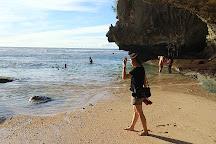 Suluban Beach, Pecatu, Indonesia