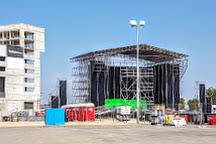 Estadio Nuevo Arcangel, Cordoba, Spain