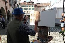 Piazza San Giacomo, Udine, Italy