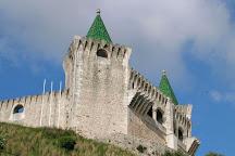 Castelo de Porto de Mos, Porto de Mos, Portugal