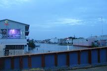 Swing Bridge, Belize City, Belize