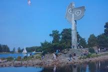 The Picasso Sculpture, Kristinehamn, Sweden