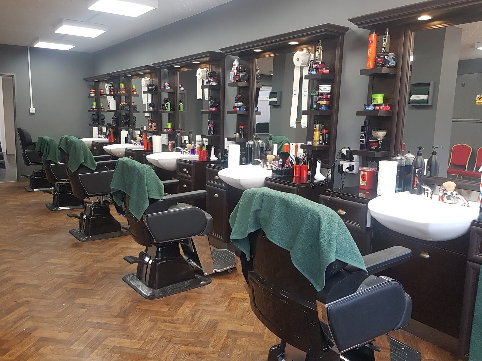 Golden Scissors - Thame Turkish Barber