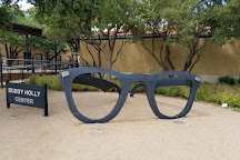 Buddy Holly Statue and West Texas Walk of Fame, Lubbock, United States