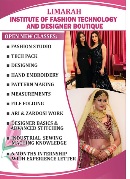 Limarah Institute Of Fashion Technology And Designer Boutique Top Fashion Design Institute In Pune Wakad And Pimpri Chinchwad