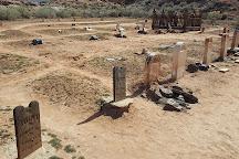 Grafton Cemetery (Ghost Town), Utah, United States