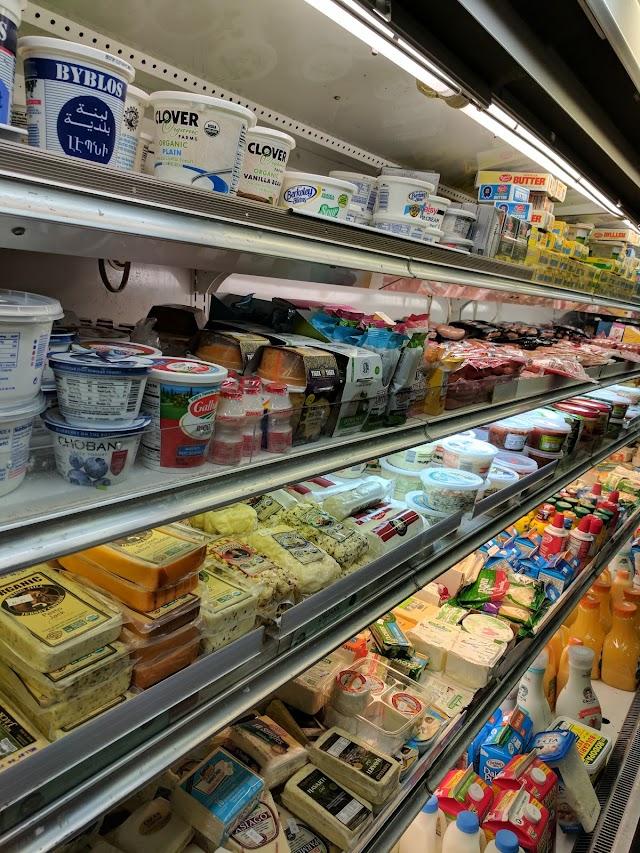 K J Produce Market