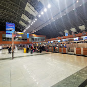 Аэропорт  станции  Sabiha Gokcen Airport