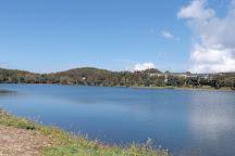 Megami Lake, Tateshina-machi, Japan