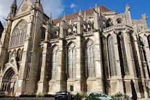 Cathedrale Saint-Etienne, Meaux, France