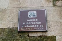 Museo e Sito Archeologico Cripta Romanica, Monopoli, Italy