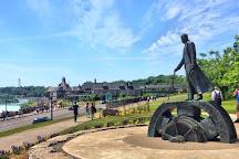 Nikola Tesla Statue, Niagara Falls, Canada