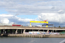 Lagan Weir and Lookout, Belfast, United Kingdom
