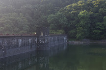 Kawachi Reservoir, Kitakyushu, Japan