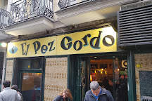 The Fat Fish (El Pez Gordo), Madrid, Spain