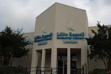 Lillie Russell Memorial Library, Lindale, United States