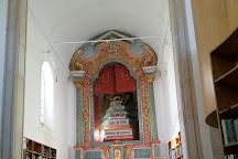 Sao Tiago Church, Obidos, Portugal