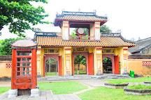 The Mieu Temple, Hue, Vietnam