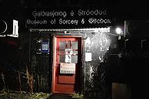 Museum of Icelandic Sorcery & Witchcraft, Holmavik, Iceland