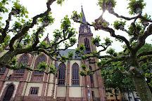 Dreikonigskirche, Frankfurt, Germany