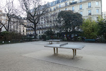 Square Maurice-Gardette, Paris, France