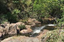 Waterfall Half Moon, Pirenopolis, Brazil