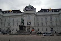 Osterreichischen Nationalbibliothek, Vienna, Austria