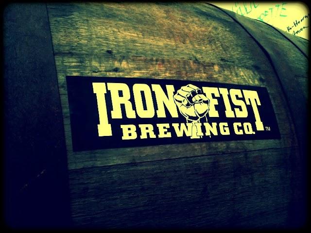 Iron Fist Brewing San Diego