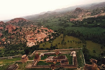 Matanga Hill, Hampi, India