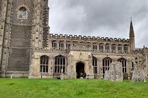 Church of Saint Peter and Saint Paul, Lavenham, United Kingdom