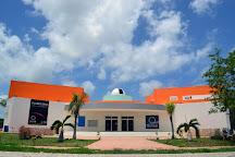 Planetario de Playa del Carmen, Playa del Carmen, Mexico