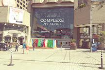 Complexe Desjardins, Montreal, Canada